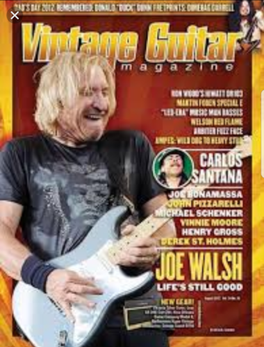 1994 Vintage Guitar Magazine  Entire Collection 1994-2018 Yes, Very Good