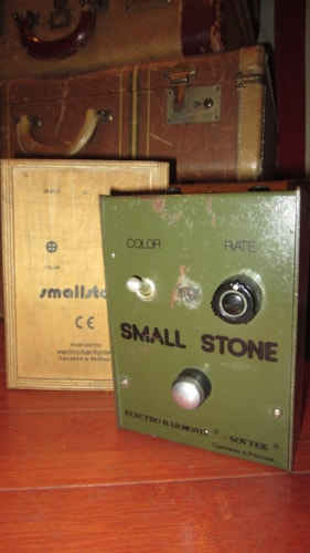 1995 Electro-Harmonix Sovtek Small Stone Phase Shifter Green, Very Good, Original Hard, $195.00