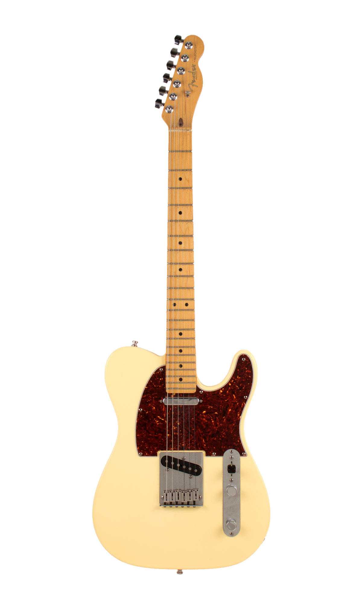 American standard telecaster vintage white due time