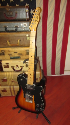 1995 Fender Telecaster Custom Sunburst
