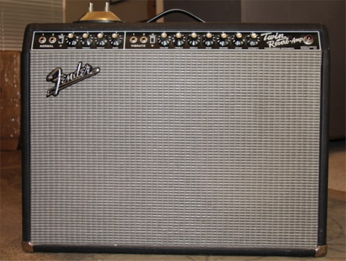 1995 Fender Twin Reverb - One Owner - Never Gigged with - Made in USA