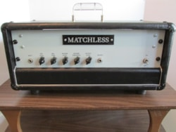 ~1995 Matchless RV-1 Reverb /Pre-Amp Unit