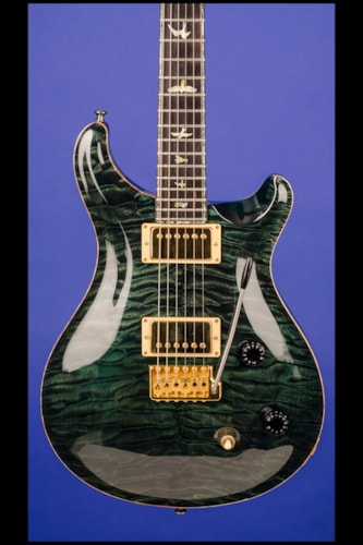 1995 Paul Reed Smith 10th Anniversary Teal Black