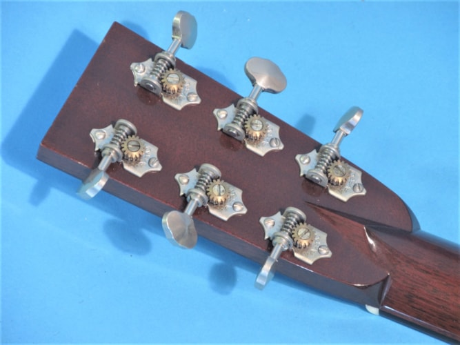 1996 Collings D2H Natural, Very Good, Hard, $2,795.00