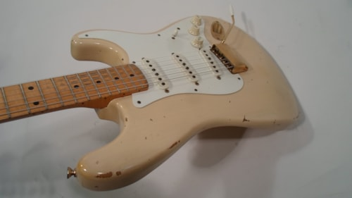 1996 Fender Custom Shop '56 Stratocaster Cunetto Mary Kay, Excellent, Original Hard