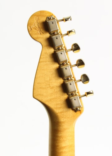1996 Fender® Custom Shop Cunetto '56 Mary Kay Stratocaster® Relic® Mary Kay Blonde, Excellent, Original Hard, $3,699.00