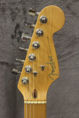 1996 Fender Lonestar Stratocaster Shoreline Gold