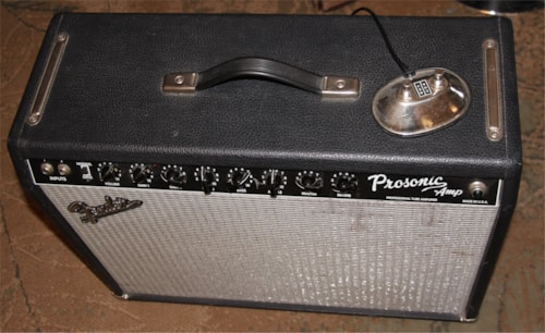 1996 Fender Prosonic Guitar Amplifier - Guitar Amp - Pro-Sonic Made in USA