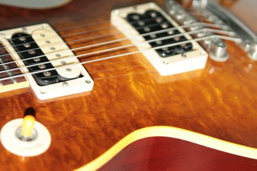 1996 Gibson YAMANO '58 Les Paul Reissue Historic QUILT Flametop! 1958 R8 1959 R9 Custom Shop