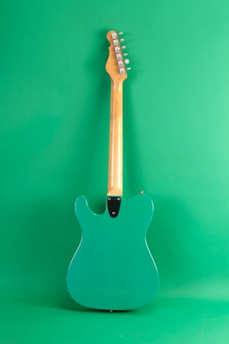 1996 G&L ASAT Sea Foam Green