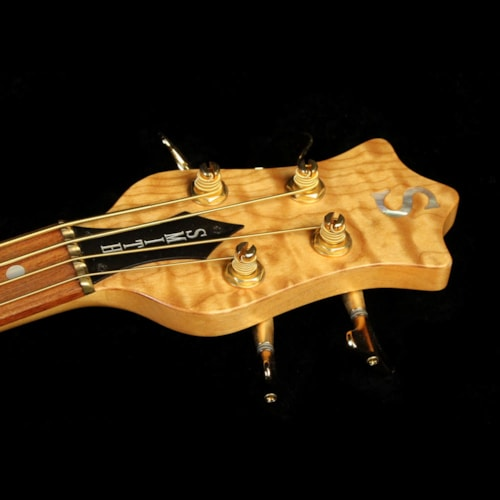 1996 Ken Smith Used 1996 Ken Smith M-Series 4-String Electric Bass Guitar Natural Excellent, $2,599.00