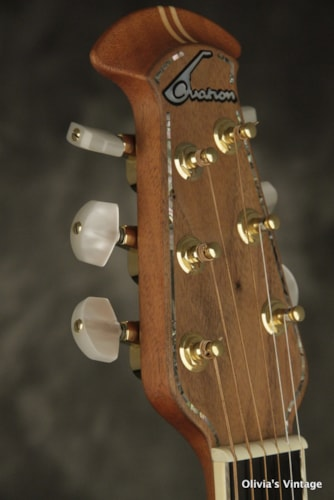 1996 Ovation 1768-7 LTD Elite Natural