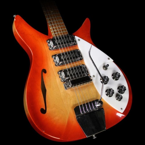 1996 Rickenbacker Rose-Morris Model 1996 Fireglo 1967 Excellent $8,549.00
