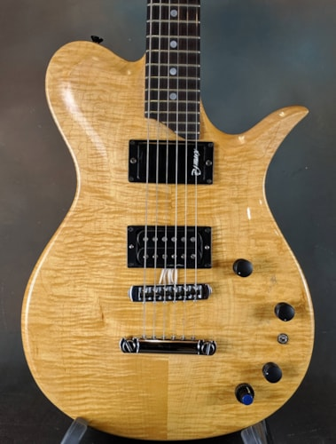 1997 Bob Gorny Solid Body Blonde