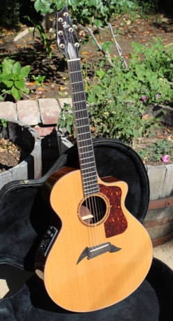 1997 Breedlove Ed Gerhardt model