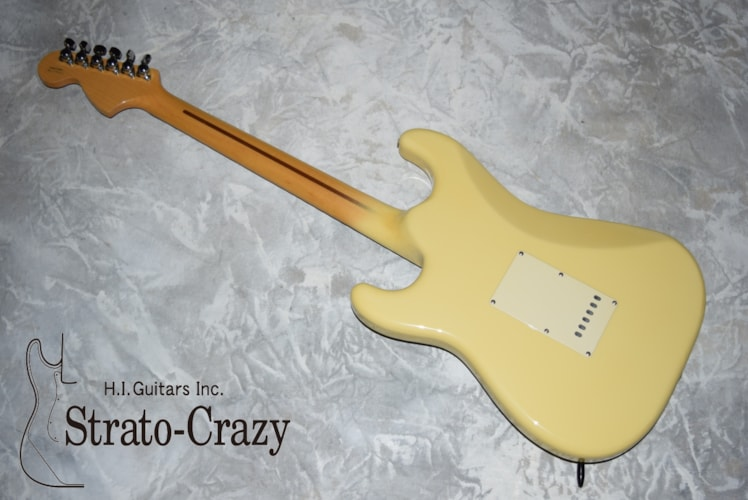 1997 Fender® Japan Ritchie Blackmore Signature Stratocaster® ST-175RB Olympic White, Mint, Original Hard, Call For Price!