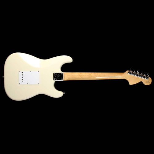 1997 Fender Used 1997 Fender Jimi Hendrix Tribute Stratocaster Electric Guitar Olympic White Excellent, $2,199.00