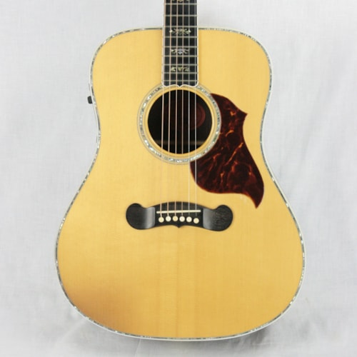 1997 Gibson Custom Shop CL-50 SUPREME Acoustic Guitar! Abalone, Rosewood, Ebony! Very rare model! Excellent $2,799.00