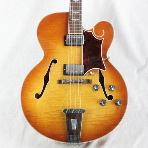 1997 Gibson Custom Shop TAL FARLOW Viceroy Brown! Nashville Archtop! es-335 l5 Excellent $3,199.00