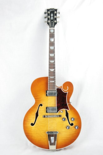 1997 Gibson Custom Shop TAL FARLOW Viceroy Brown! Nashville Archtop! es-335 l5