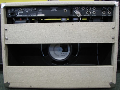 1997 Rivera M60-112 Blonde > Amps & Preamps   Imperial Guitar & Soundworks