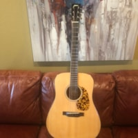 1998 Collings  Clarence White D-18
