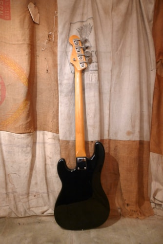 1998 Fender Precision Bass (1962 Reissue) Black, Very Good, GigBag, $875.00