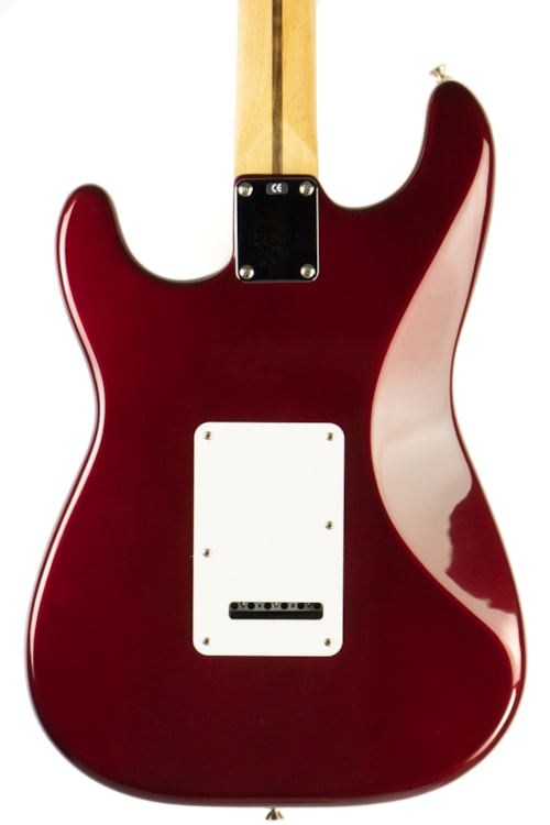 1998 Fender Stratocaster Wine Red > Guitars Electric Solid Body | Thunder  Road Guitars