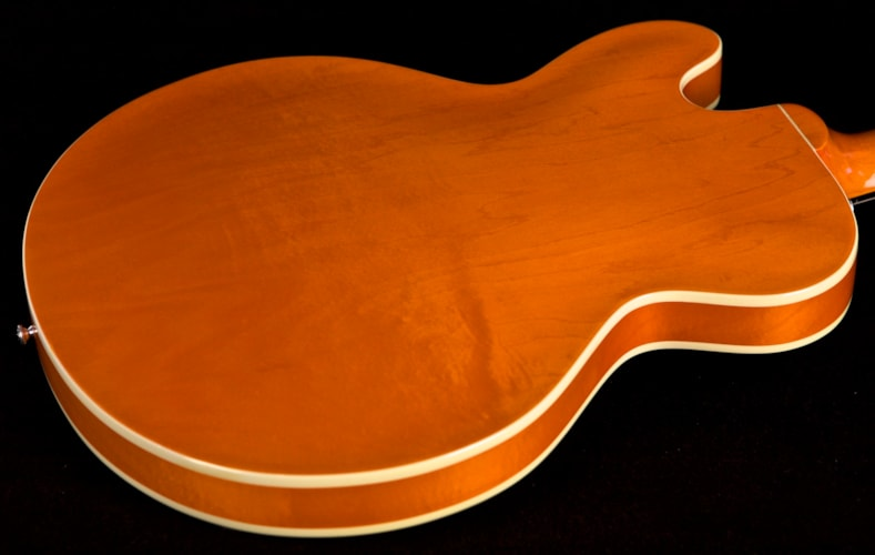 1998 Gibson Chet Atkins Tennessean Ornage, Excellent, Original Hard, $2,450.00
