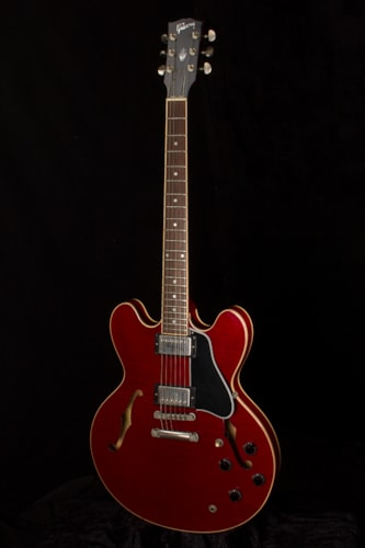 1998 Gibson ES-335 Cherry, Excellent, Original Hard, Call For Price!