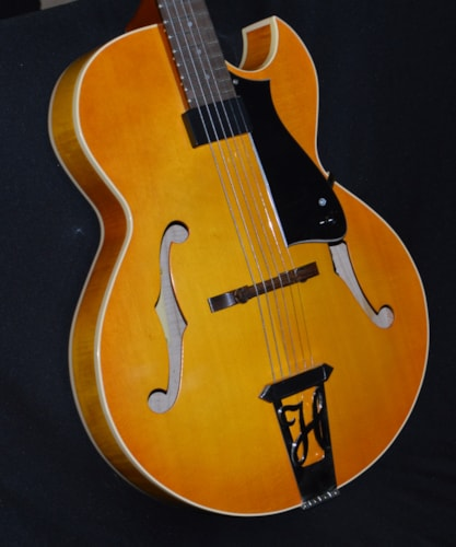 1998 Heritage H575 Spruce Top Vintage Sunburst, Mint, Original Hard, $2,895.00