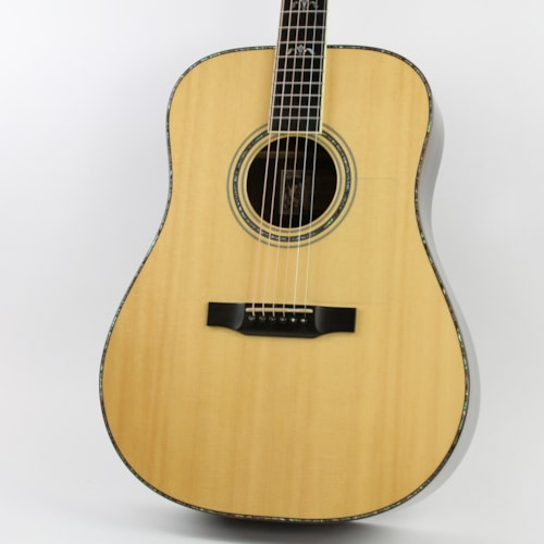 1998 Larrivee D-10 Brazilian Natural, Excellent, Original Hard, $3,499.00