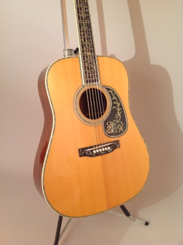 1998 Martin D-45 Custom Mint, Original Hard