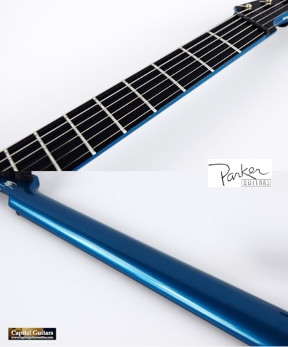 """1998 Parker Fly Classic """"Pre-Refined"""" Teal Metallic"""