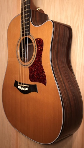 1998 Taylor 710ce Natural, Excellent, Original Hard