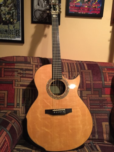 1998 William Laskin Cutaway Acoustic Excellent, Original Hard, $19,950.00