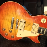 1999 40th Anniversary Gibson Les Paul R9, Full Makeover