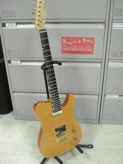 1999 Barry Haugen /Tele - Minnesota Prince Tele - Like