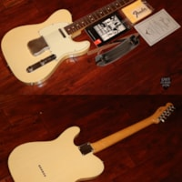 1999 Fender Custom Shop 1963 Telecaster Closet Classic (1963 Reissue)