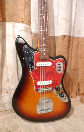 1999 Fender Jaguar (1962 reissue) Sunburst