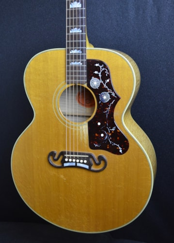 1999 Gibson J-150 Natural, Good, Hard, $2,299.00