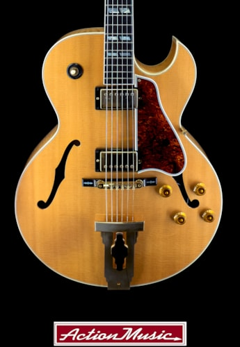 1999 Gibson L-4 CES Natural Very Good Original Hard $3,800.00
