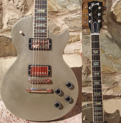 1999 Gibson Les Paul Elegant ALLOY 1 of 3 Aluminum, Mint, Original Hard, $4,495.00