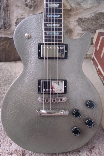 1999 Gibson Les Paul Elegant ALLOY 1 of 3 Aluminum, Mint, Original Hard