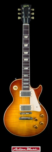 """1999 Gibson Les Paul R-9 """"Vintage World"""" Murphy Aged Factory Relic, Original Hard, $6,900.00"""
