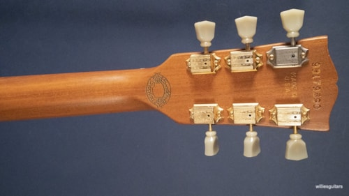 1999 Gibson Les Paul Smartwood Exotic Natural