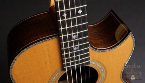 1999 Olson SJ cutaway Indian Rosewood, Near Mint, Original Hard, Call For Price!