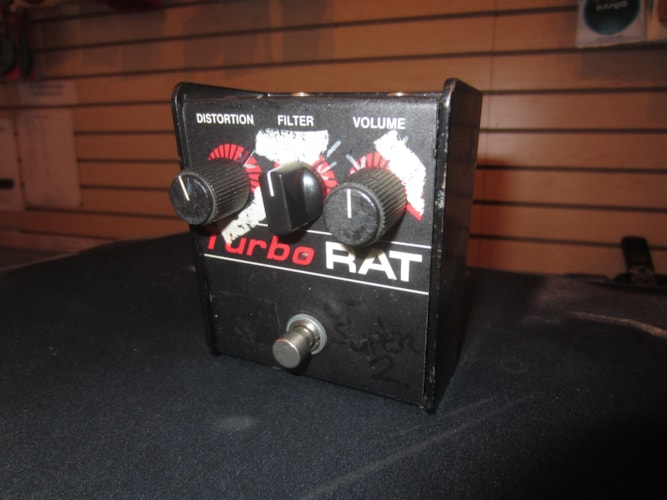 1999 ProCo Turbo Rat Black, Good