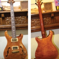 1999 PRS Archtop II