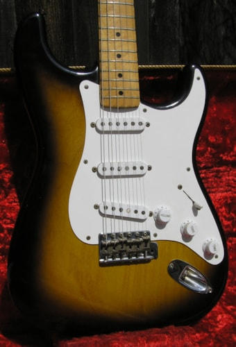 1955 Fender Stratocaster Ash body Near mint